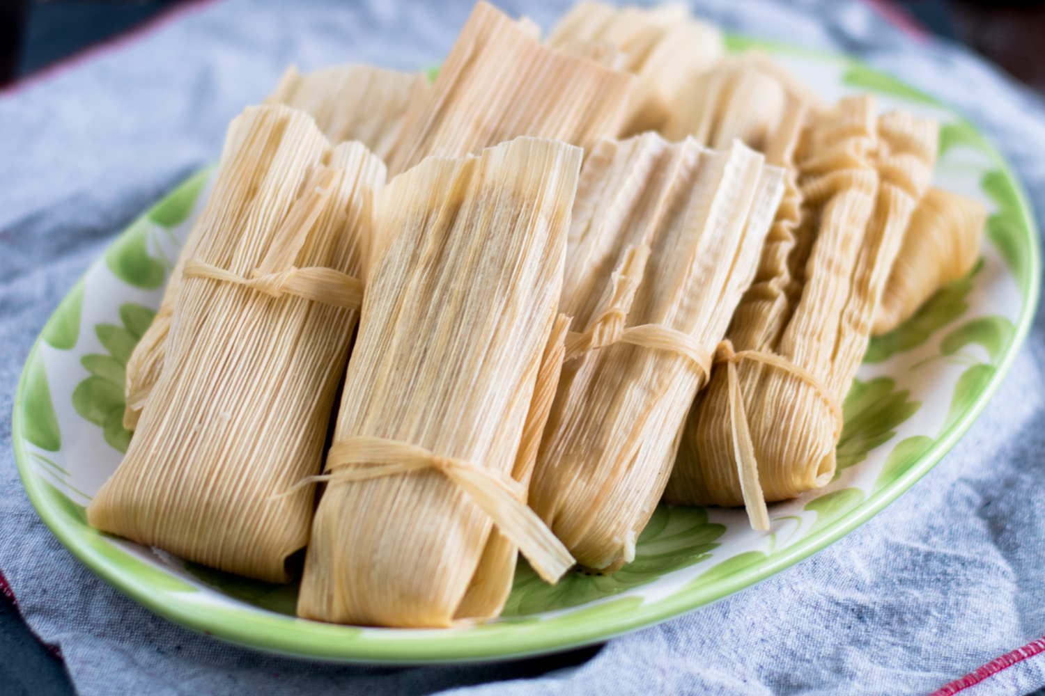 Traditional sweet Mexican Lime Tamales are perfect for the holidays. #tamales #mexican