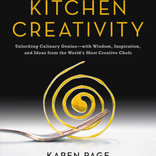 Kitchen Creativity by Karen Page book review