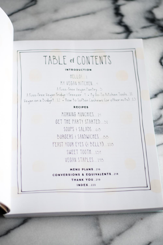 Fuss-Free Vegan Cookbook Review