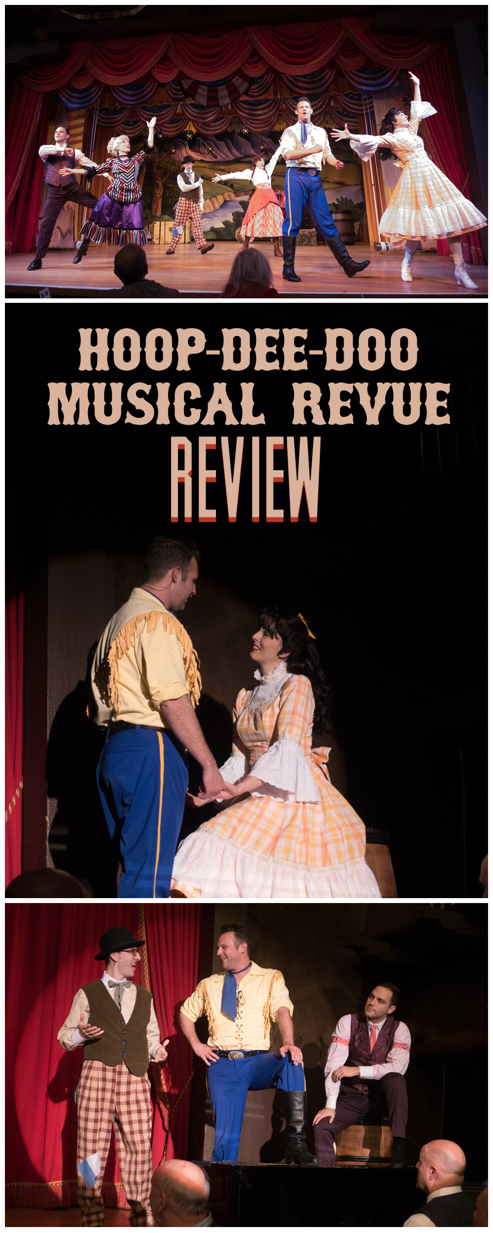 Hoop-Dee-Doo Revue at Disney's Fort Wilderness. Why your family should attend this dinner show on your next Disney Trip! #disneyworld #hoopdeedoo