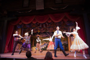 Disney's Hoop Dee Doo Musical Revue Review. Why you should make this classic Disney dinner show part of your family's vacation