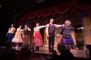 Disney's Hoop Dee Doo Musical Revue Review. Why you should make this classic Disney dinner show part of your family's vacation!