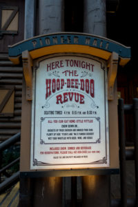 Disney's Hoop Dee Doo Musical Revueis a classic Disney World show that families have been enjoying for years.