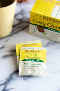 How to create a healthy winter routine with Bigelow Tea. #BigelowTea #TeaProudly #Ad #CollectiveBias