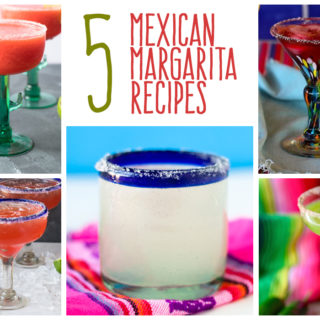 5 Mexican Margarita Recipes