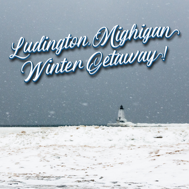 Ludington, Michigan Winter Getaway: What to See, Do and Eat: a travel guide on what to see, do and eat in Ludington, Michigan during the winter. #michigan #travel