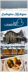 Ludington, Michigan Winter Getaway: What to See, Do and Eat: a travel guide on what to see, do and eat in Ludington, Michigan during the winter. #ludington #michigan