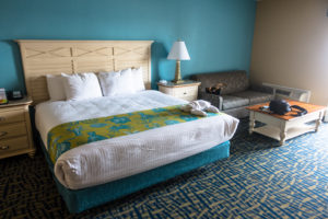 The Grand Beach Resort located in Traverse City, Michigan.