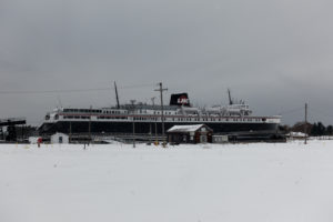 Ludington, Michigan Winter Getaway: What to See, Do and Eat: a travel guide on what to see, do and eat in Ludington, Michigan during the winter.