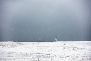 Ludington, Michigan Winter Getaway: What to See, Do and Eat: a travel guide on what to see, do and eat in Ludington, Michigan during the winter. #michigan #winter