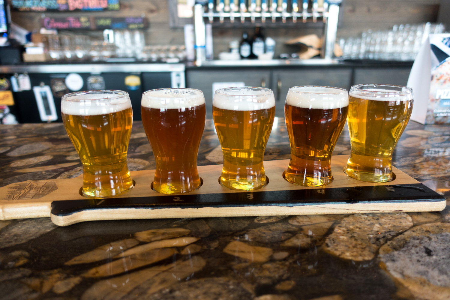 Planning a trip to Ludington, Michigan? Check out these 3 Must-Visit Craft Breweries in Ludington. It's the perfect destination for craft beer enthusiasts.#craftbeer #michigan