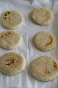 How to Make Arepas: a step by step guide on making arepas.
