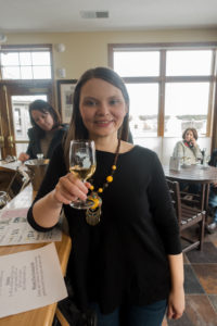 """Ice wine is often called the """"Nectar of the Gods."""" With one taste, you'll see why it gets that name. #icewine #michigan"""
