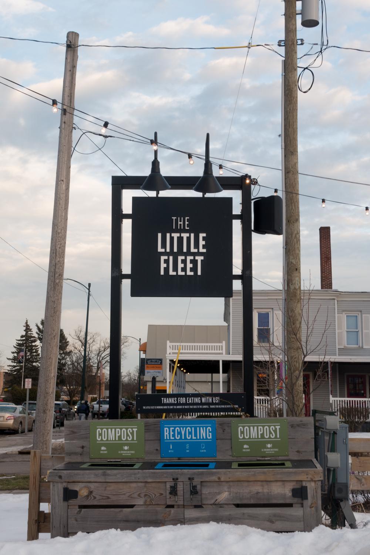 The Little Fleet located in Traverse City, Michigan