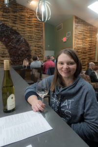 Wine tasting in Traverse City, Michigan