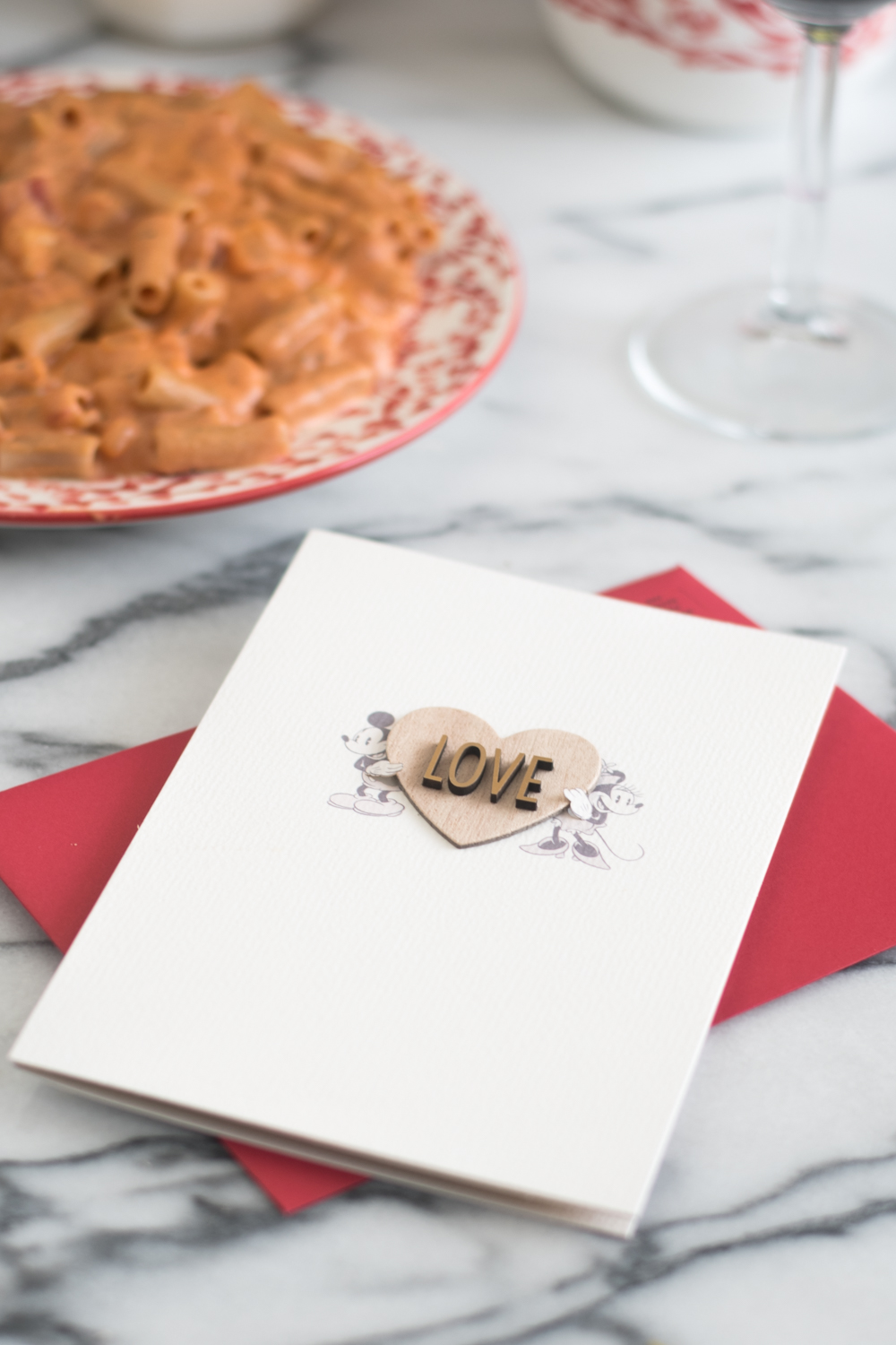 How to host a romantic Valentine's day dinner at home.