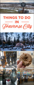 Traverse City Getaway: The ultimate guide on what to see and do during your visit! #TraverseCity #Michigan