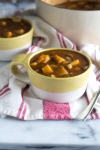This Vegan Irish Stew is perfect for St. Patrick's Day!