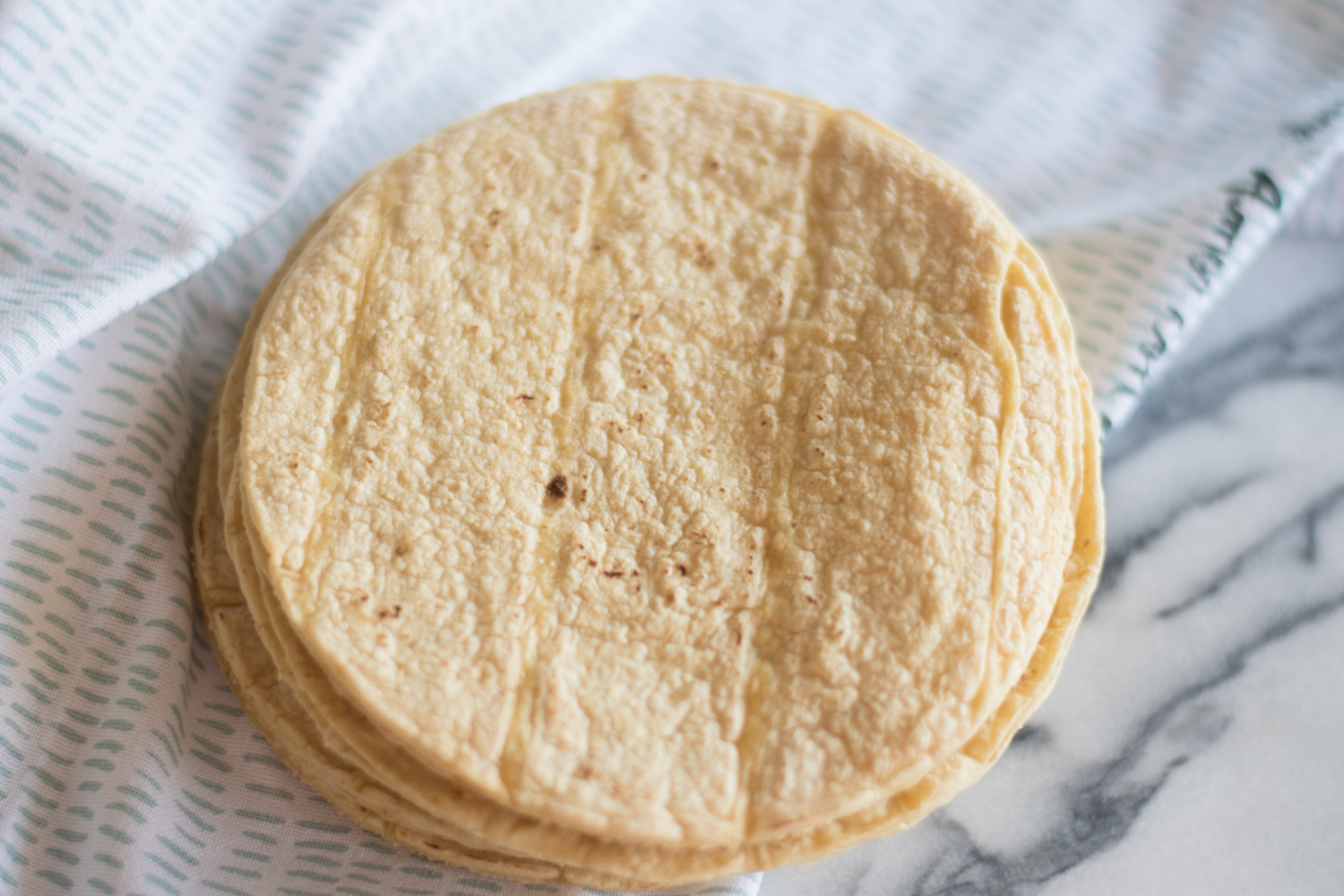 A guide on How to Make Tostadas. #mexican #vegan