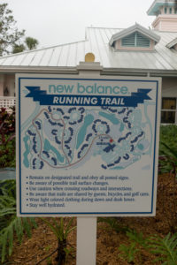 A few of the Disney World Resorts offer running trails. The trails are a great way to get an early morning run in before hitting the parks!
