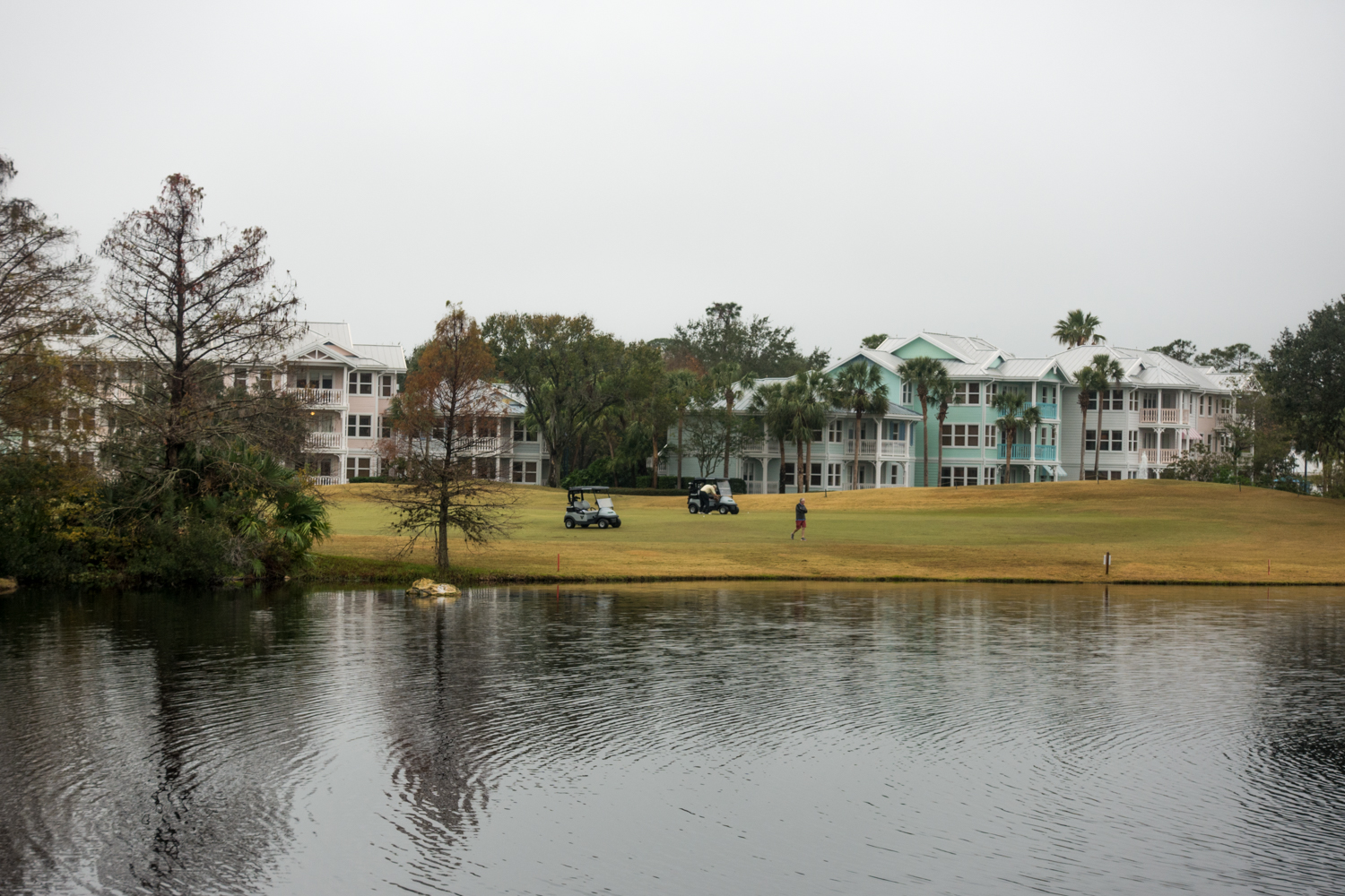 If you love golf, be sure to schedule a tee time at one of Disney's golf courses.