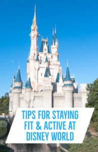 Just in time for your next trip, 10 ways to stay healthy on a Disney World Vacation. #disneyworld #travel