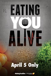 Eating You Alive: A Must-See Documentary that explores our health problem and how it can be solved.