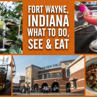 Fort Wayne, Indiana: What to Do, See & Eat in this great Midwest city.  #Travel #Indiana #FortWayne #Midwest