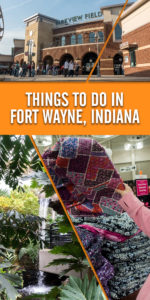 Fort Wayne, Indiana: What to Do, See & Eat in this great Midwest city. Start planning your trip to Fort Wayne! #Indiana #travel #FortWayne #Midwest