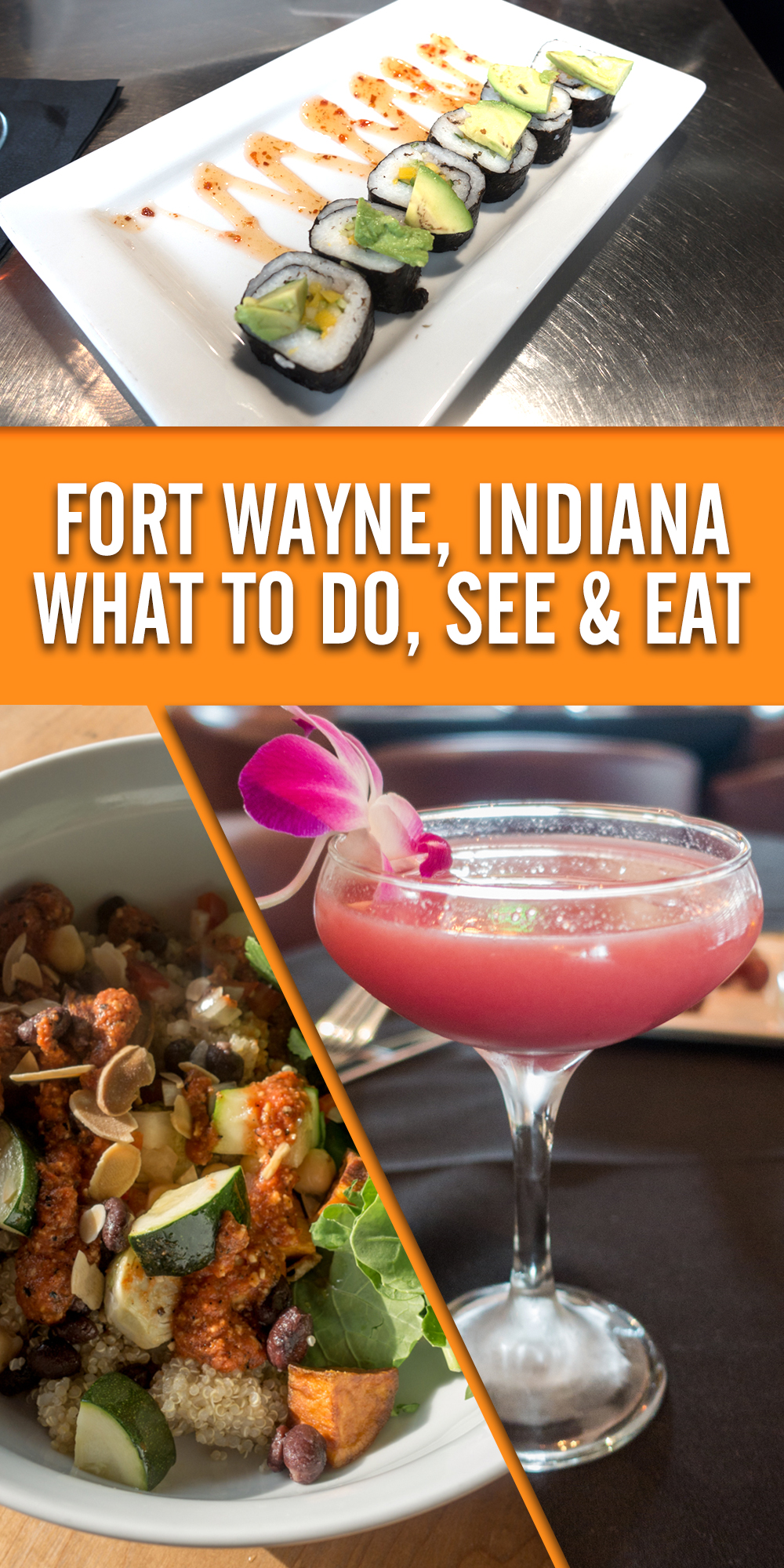 Fort Wayne, Indiana: What to Do, See & Eat in this great Midwest city.