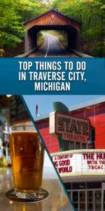 A travel guide on the top things to do in Traverse City, Michigan. #M22 #TraverseCity #Michigan #Fall #travel #trip #PureMichigan #NorhternMichigan #colortour #getaway