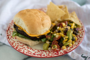 Vegan Summer Burgers are perfect for summer BBQs.