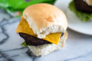 Vegan Summer Burgers