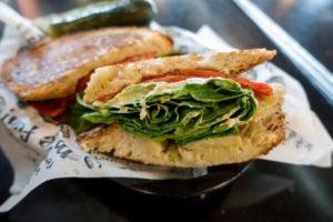 Vegan options in Ann Arbor, MIchigan #vegan #annarbor #travel