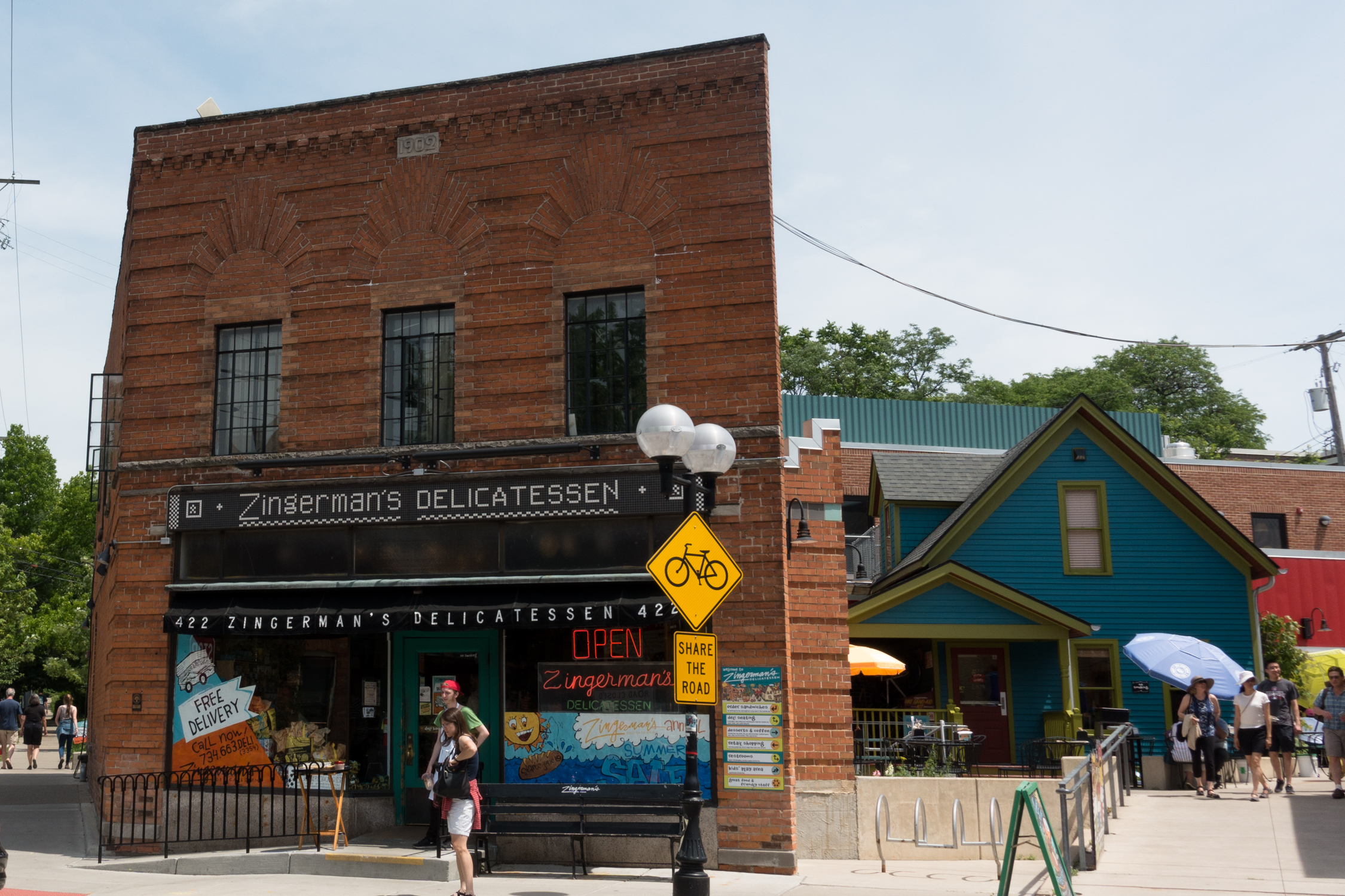 Where to eat in Ann Arbor, Michigan
