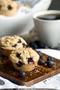 The Best Vegan Muffin Recipes #vegan #recipes #breakfast #muffinrecipes