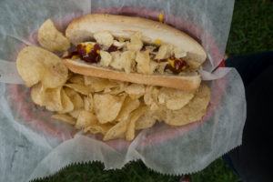 Mexican Style Vegan Hot Dogs are perfect for your next outdoor party!
