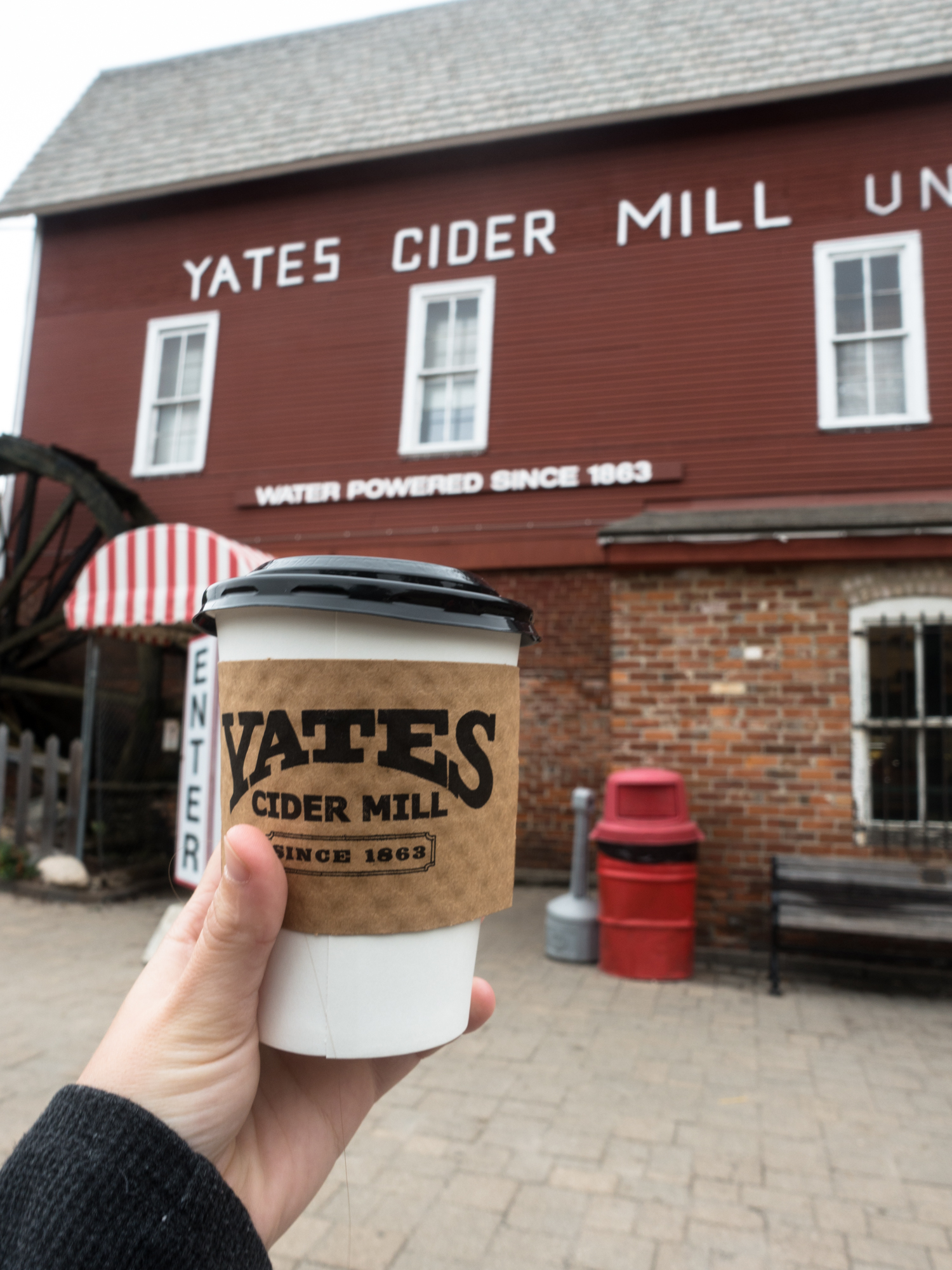 The Best Cider Mills to visit in Michigan this fall.