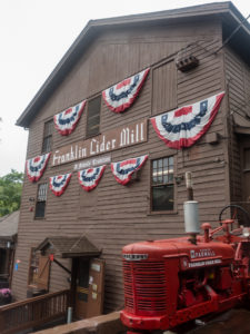 Located in Bloomfield Hills, Franklin Cider Mill has been serving fresh cider since 1837, the same year that Michigan became a state!
