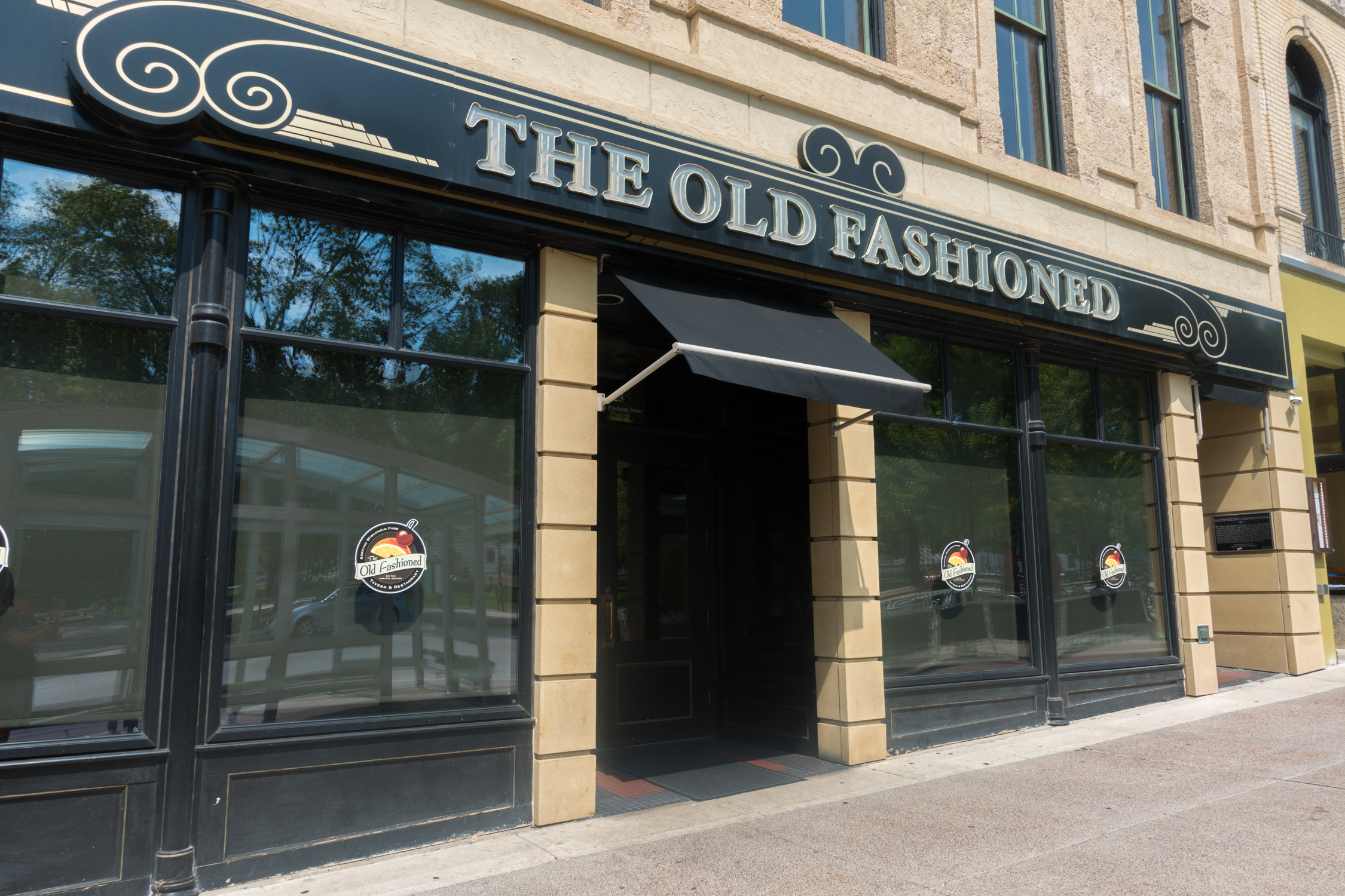 the Old-Fashioned located in Madison, Wisconsin.