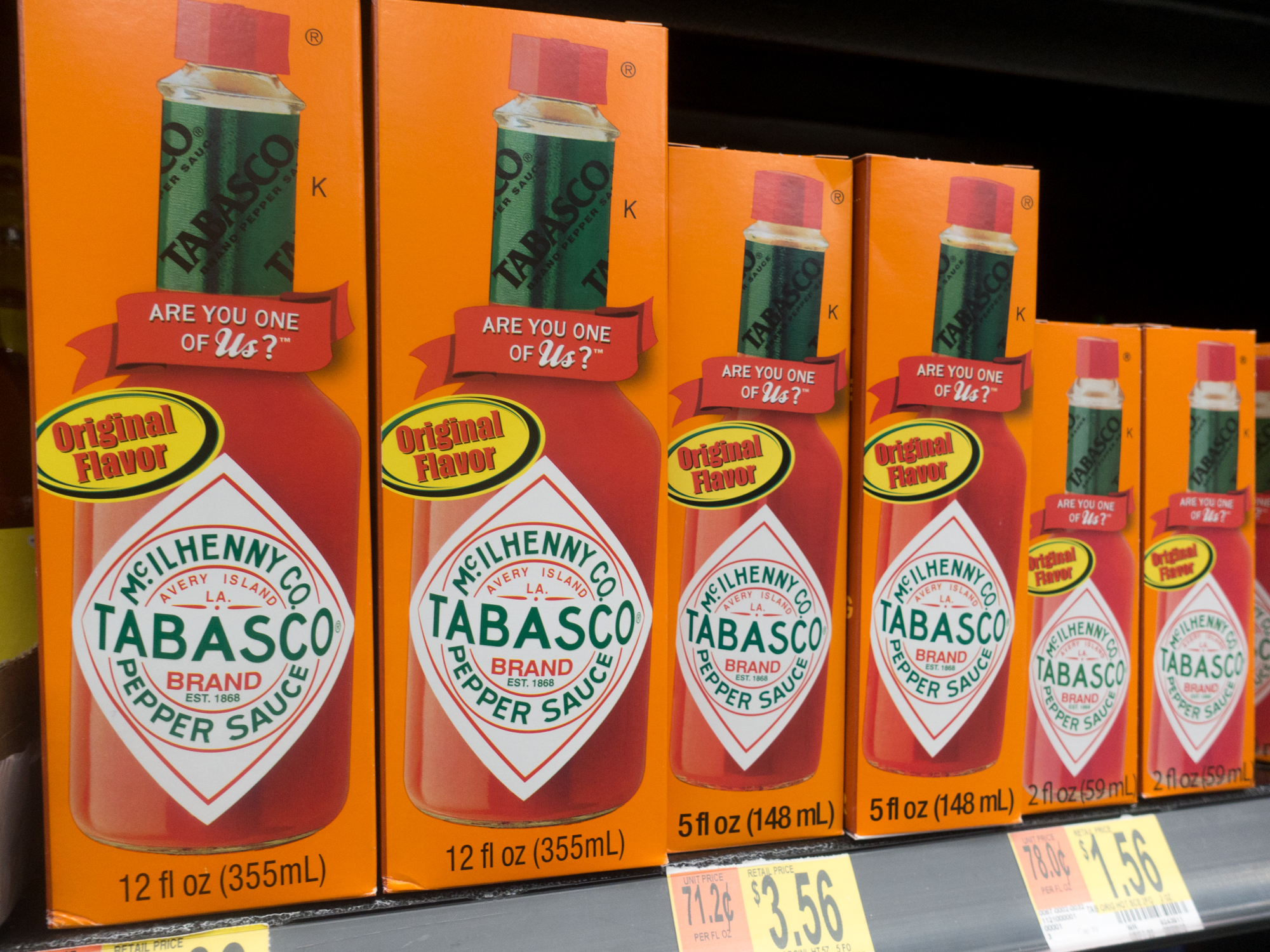 TABASCO® brand Original Red Sauce adds an extra layer of flavor to this creamy dip. The hot sauce adds a touch of heat, which balances out the dip. The hot sauce enhances the dip without without overpowering the dip.