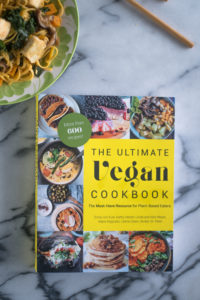 The Ultimate Vegan Cookbook: the perfect vegan cookbook to add to your collection!