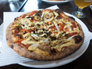 Whether you live in Grand Rapids or our planning a trip to this great Midwest city, I hope that this list of theBest Places for Vegan Pizza In Grand Rapids is helpful in your quest to find delicious vegan pizza! #vegan #pizza #travel #grandrapids