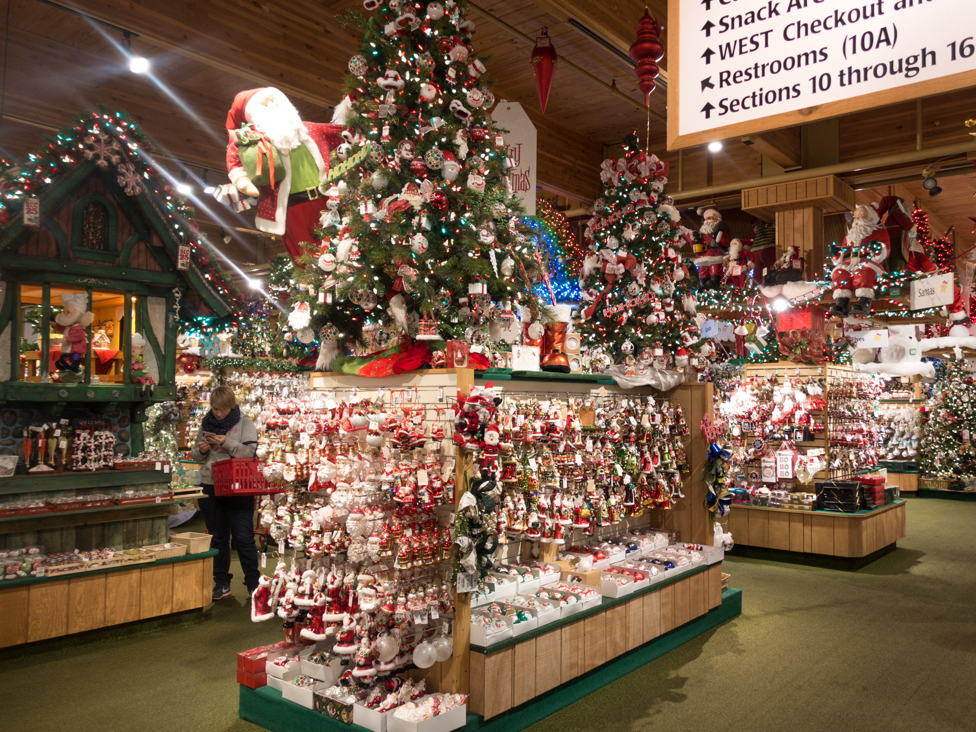 At Bronner's CHRISTmas Wonderland, you can experience Christmas year-round. This guide to visiting Bronner's will show you why you need to visit this magical place. Plus some tips for your visit!