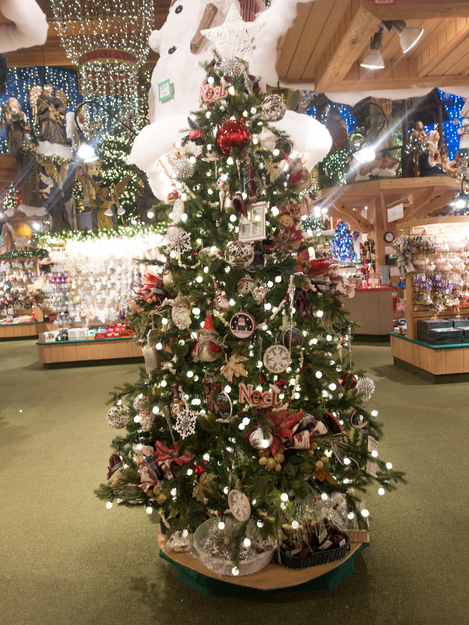 At Bronner's CHRISTmas Wonderland, you can experience Christmas year-round. This Guide to