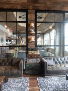 Located just North of Indianapolis, near the Keystone Fashion Mall, you'll discover touches industrial items throughout theIronworks Hotel. If you are looking for a unique hotel in the Midwest, the Ironworks Hotel just might be the perfect boutique hotel for you. #travel #Midwest #hotel #USA #Indiana #boutique #luxury