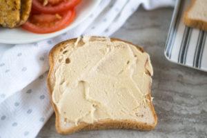 Use hummus instead of mayo on sandwiches!