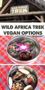 Vegan options available on Disney's Wild Africa Trek in Animal Kingdom. #travel #vegan #disney #Disneyworld #animalkingdom #vegantravel