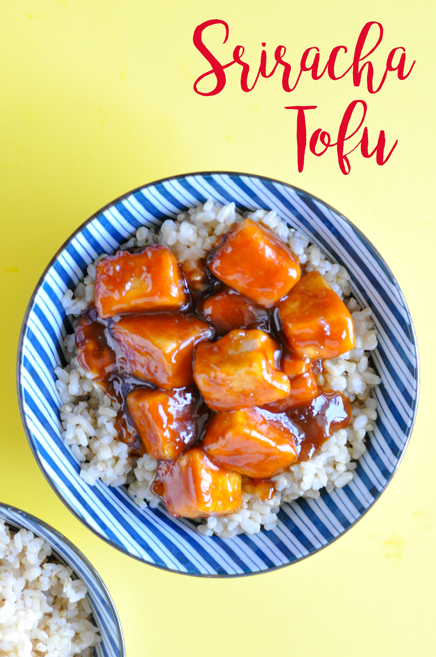 This Sriracha Tofu is perfect for all the Sriracha fans out there. Sriracha adds a really nice spicy kick to the sauce. #tofu #vegan #takeout #Asian #sriracha #vegetarian #easyrecipes #recipes