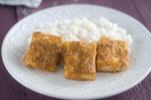 Tomatillo Chipotle Tofu